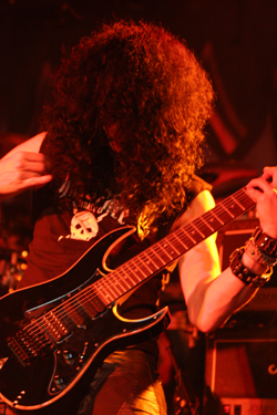 Trey Azagthoth Morbid Angel