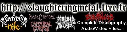 Slaughtering Metal